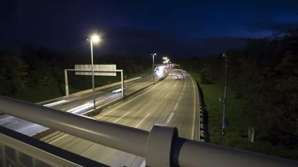 Autobahn timelapse 01