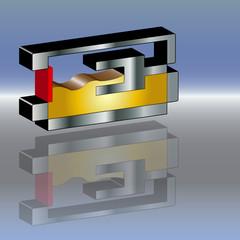 Logo Energiespeicher halb