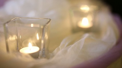 candele e confetti