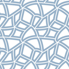 Abstract geometric seamless pattern.