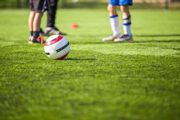 football soccer futsal training for children
