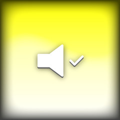 bouton web son actif