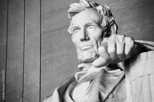 Abraham Lincoln, Lincoln memorial, Washington D,C
