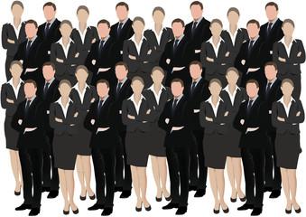 squadra di lavoro mista