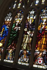 Staind Glass window