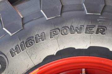 Traktor Reifen High Power