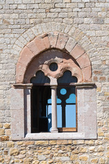 Lagopesole Castle. Basilicata. Italy.