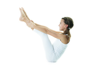 Yoga child
