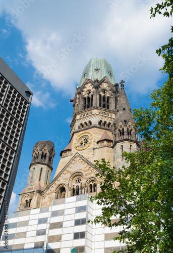 canvas print picture berlin church