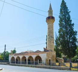 The high minaret