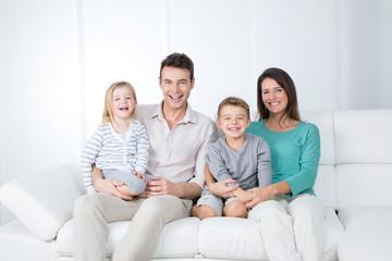 pretty happy family