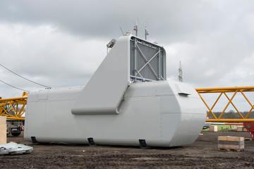 Windkraftanlagenbau