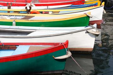 canoe imbarcazioni lago di garda