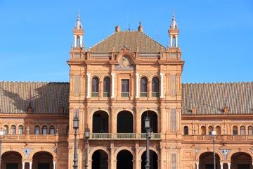 Seville, Spain - Plaza de Espana