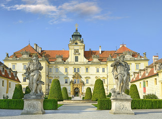 Chateau Valtice, Czech Republic, World Heritage Site by UNESCO