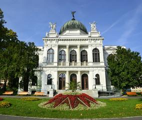 Opava, Silesian Museum building, Czech Republic