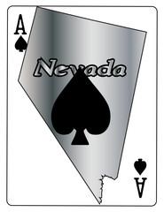 Nevada Ace Of Spades