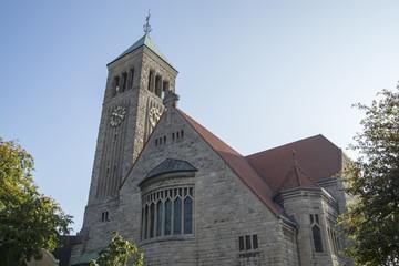 Christuskirche in Recklinghausen, NRW, Deutschland