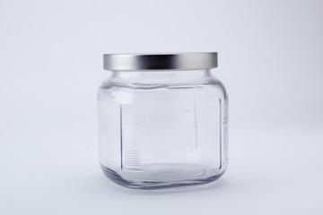 Glass culinary bank