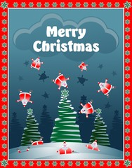 Merry Chrystmas Santa