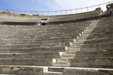 Ruines du Théâtre antique romain d'Orange