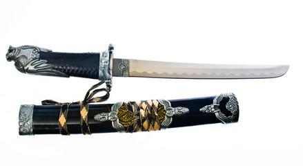 small katana sword