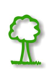 grüner Baum...