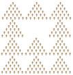 Obrazy na płótnie, fototapety, zdjęcia, fotoobrazy drukowane : a swarm of bees on a white background
