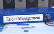 Постер, плакат: Talent Management