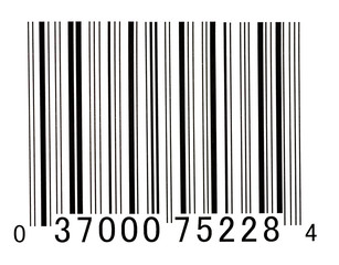 UPC Bar Code Illustration