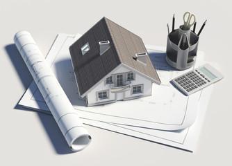 Progettazione casa