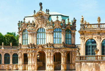 Zwinger palace (Dresden, Germany)