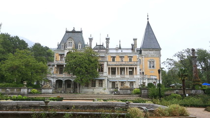 Alexander III Massandre's palace, Crimea