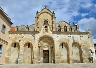 Matera, chiesa di S.Giovanni Battista