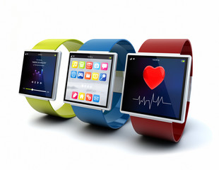 apps on wearables