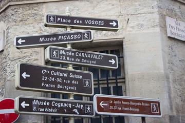 Indices in Paris
