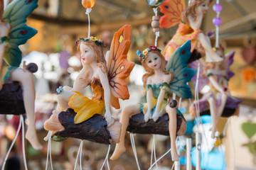 Fairy handmade figurine