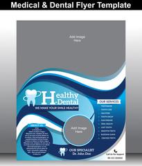Medical & Dental Flyer Template