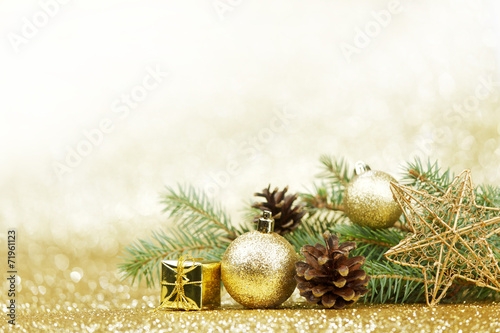 canvas print picture Christmas card