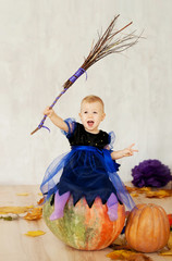 Little Witch for Halloween