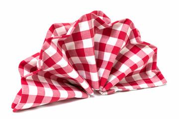 Folded napkin