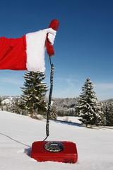 Santa Claus hotline
