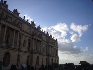 Clouds Behind Versailles