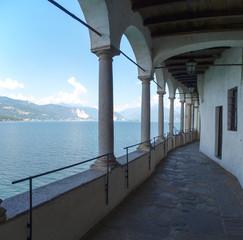 Monastery of Santa Caterina del Sasso