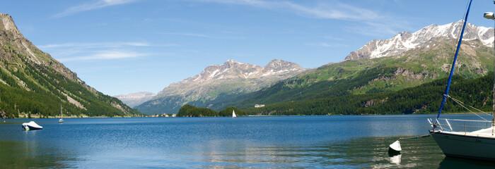 Lake of Maloja
