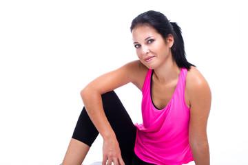 Mulher a Fazer Exercício