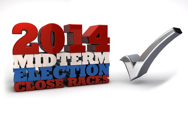midterm election close races