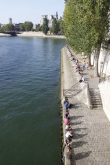 Paris - Quai de Seine