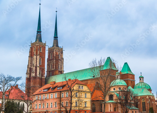 Wroclaw old city panorama © Sergii Figurnyi