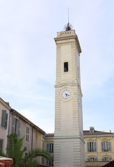 Tour d'Horloge in Nîmes